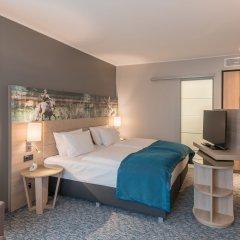 Отель Holiday Inn Dusseldorf City Toulouser Allee комната для гостей фото 5