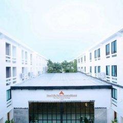 Отель Ta Residence Suvarnabhumi Бангкок балкон