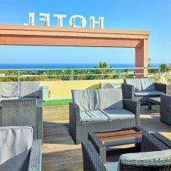 Отель Baia Grande Португалия, Албуфейра - отзывы, цены и фото номеров - забронировать отель Baia Grande онлайн пляж фото 2
