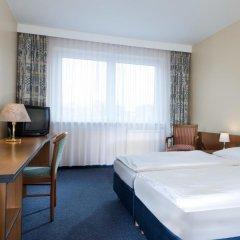 Отель Good Morning + Berlin City East 3* Улучшенный номер с различными типами кроватей фото 4