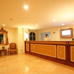 Апартаменты Romance Serviced Apartment Бангкок интерьер отеля фото 2