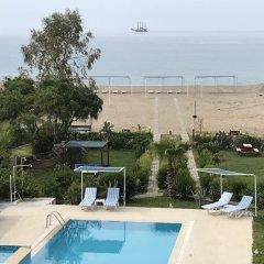 Hotel Grün Сиде пляж фото 2