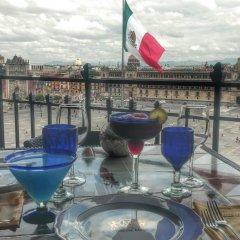 Gran Hotel Ciudad De Mexico Мехико балкон