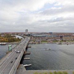 Отель Europahuset Apartments Дания, Копенгаген - отзывы, цены и фото номеров - забронировать отель Europahuset Apartments онлайн приотельная территория