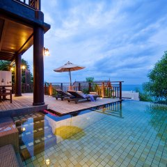Отель Bhundhari Villas бассейн