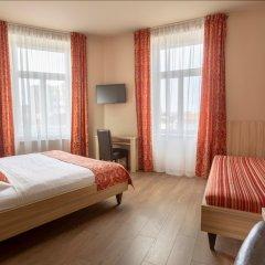 Отель Centre Plaza Прага комната для гостей фото 2