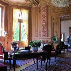 Отель Chateau De Verrieres Сомюр интерьер отеля