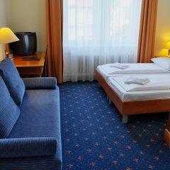 Hotel Europa City комната для гостей