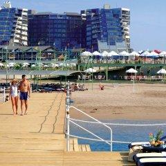 Limak Lara Deluxe Hotel & Resort пляж