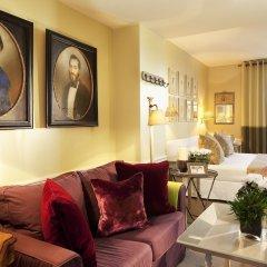 Отель Hôtel Sainte-Beuve комната для гостей фото 3