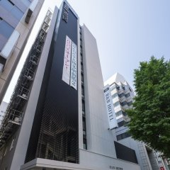 Отель R&B Hotel Hakataekimae Dai 2 Япония, Хаката - отзывы, цены и фото номеров - забронировать отель R&B Hotel Hakataekimae Dai 2 онлайн балкон
