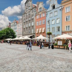 Апартаменты Gdansk Old Town Apartments