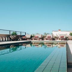 Отель Sant Francesc Hotel Singular Испания, Пальма-де-Майорка - отзывы, цены и фото номеров - забронировать отель Sant Francesc Hotel Singular онлайн бассейн