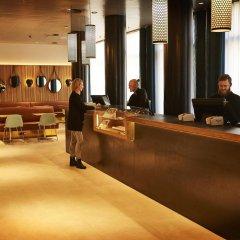 Отель Danhostel Copenhagen City - Hostel Дания, Копенгаген - 1 отзыв об отеле, цены и фото номеров - забронировать отель Danhostel Copenhagen City - Hostel онлайн интерьер отеля