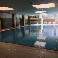Отель Borovets Hills Resort & SPA Болгария, Боровец - отзывы, цены и фото номеров - забронировать отель Borovets Hills Resort & SPA онлайн бассейн фото 2