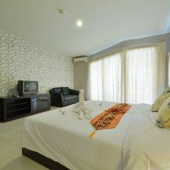 Отель Jomtien Plaza Residence комната для гостей фото 3