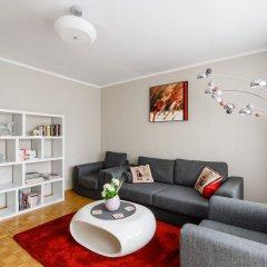 Апартаменты P&O Apartments Stegny 3 Варшава комната для гостей фото 3