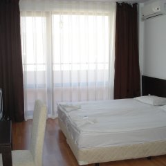 Отель Happy Sunny Beach Болгария, Солнечный берег - отзывы, цены и фото номеров - забронировать отель Happy Sunny Beach онлайн комната для гостей фото 4