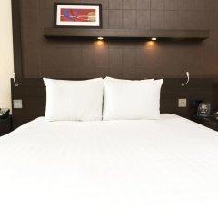 Отель Hilton London Canary Wharf комната для гостей фото 4