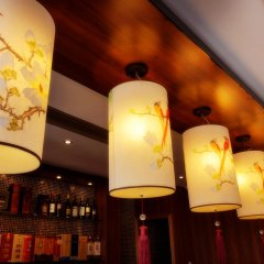 Landmark International Hotel Science City гостиничный бар