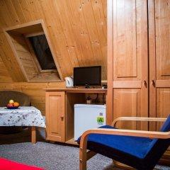 Отель Willa Leluja Польша, Закопане - отзывы, цены и фото номеров - забронировать отель Willa Leluja онлайн сауна