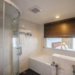 Отель Silom City ванная