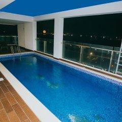 Отель Euro Star Hotel Вьетнам, Нячанг - отзывы, цены и фото номеров - забронировать отель Euro Star Hotel онлайн бассейн фото 3