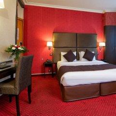 Отель Abbatial Saint Germain комната для гостей
