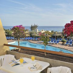 Отель Sol Fuerteventura Jandia Морро Жабле балкон