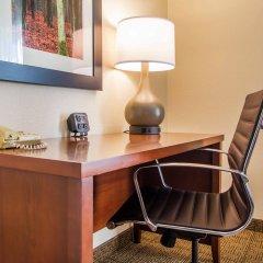 Отель Comfort Suites Columbus West - Hilliard США, Колумбус - отзывы, цены и фото номеров - забронировать отель Comfort Suites Columbus West - Hilliard онлайн фото 2