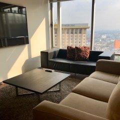 Отель Plaza Suites Mexico City Hotel Мексика, Мехико - отзывы, цены и фото номеров - забронировать отель Plaza Suites Mexico City Hotel онлайн комната для гостей фото 5