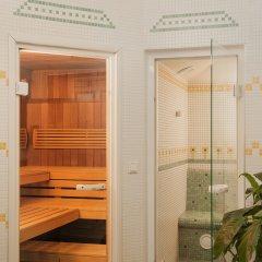 Hotel Kaiserhof Wien сауна