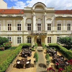 Отель Smetana Hotel Чехия, Прага - отзывы, цены и фото номеров - забронировать отель Smetana Hotel онлайн фото 13