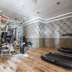 Aes Club Hotel Турция, Олудениз - 2 отзыва об отеле, цены и фото номеров - забронировать отель Aes Club Hotel онлайн фитнесс-зал фото 3
