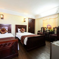 Little Hanoi Hostel 2 сейф в номере