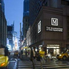 The Manhattan at Times Square Hotel городской автобус