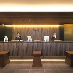 Отель Keio Presso Inn Tokyo Station Yaesu интерьер отеля фото 2