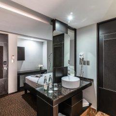 Отель Exe Cities Reforma Мексика, Мехико - отзывы, цены и фото номеров - забронировать отель Exe Cities Reforma онлайн ванная фото 2
