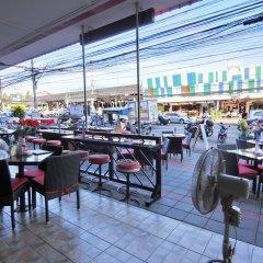 Отель Barracuda Guesthouse гостиничный бар
