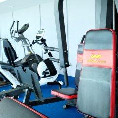 D@Sea Hotel фитнесс-зал