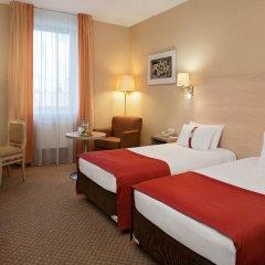 Гостиница Холидей Инн Москва Лесная 4* Стандартный номер с двуспальной кроватью фото 18