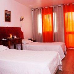 Отель Residencial Parque Португалия, Фуншал - отзывы, цены и фото номеров - забронировать отель Residencial Parque онлайн комната для гостей фото 4
