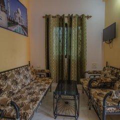 Апартаменты OYO 12304 Home Cozy Studio Baga Гоа комната для гостей фото 5