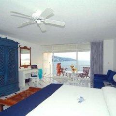 Hotel Elcano Acapulco Акапулько комната для гостей
