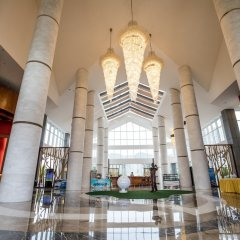 Отель Mingshen Golf & Bay Resort Sanya интерьер отеля фото 3