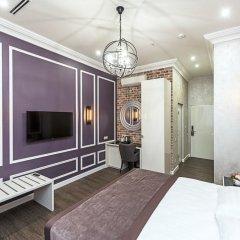 Гостиница Полярис комната для гостей фото 14