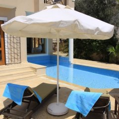 Villa Kalamaki Турция, Калкан - отзывы, цены и фото номеров - забронировать отель Villa Kalamaki онлайн бассейн фото 2