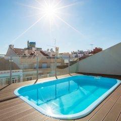 Hotel 3K Madrid бассейн