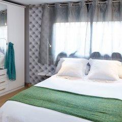 Апартаменты Feelathome Poblenou Beach Apartments Барселона комната для гостей фото 19