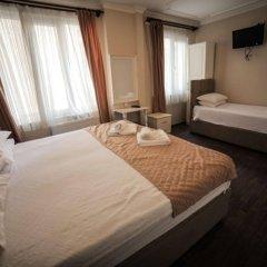 Hotel Rose Bouquets Стамбул сейф в номере